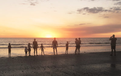 Vacation Tips for Families Traveling Together
