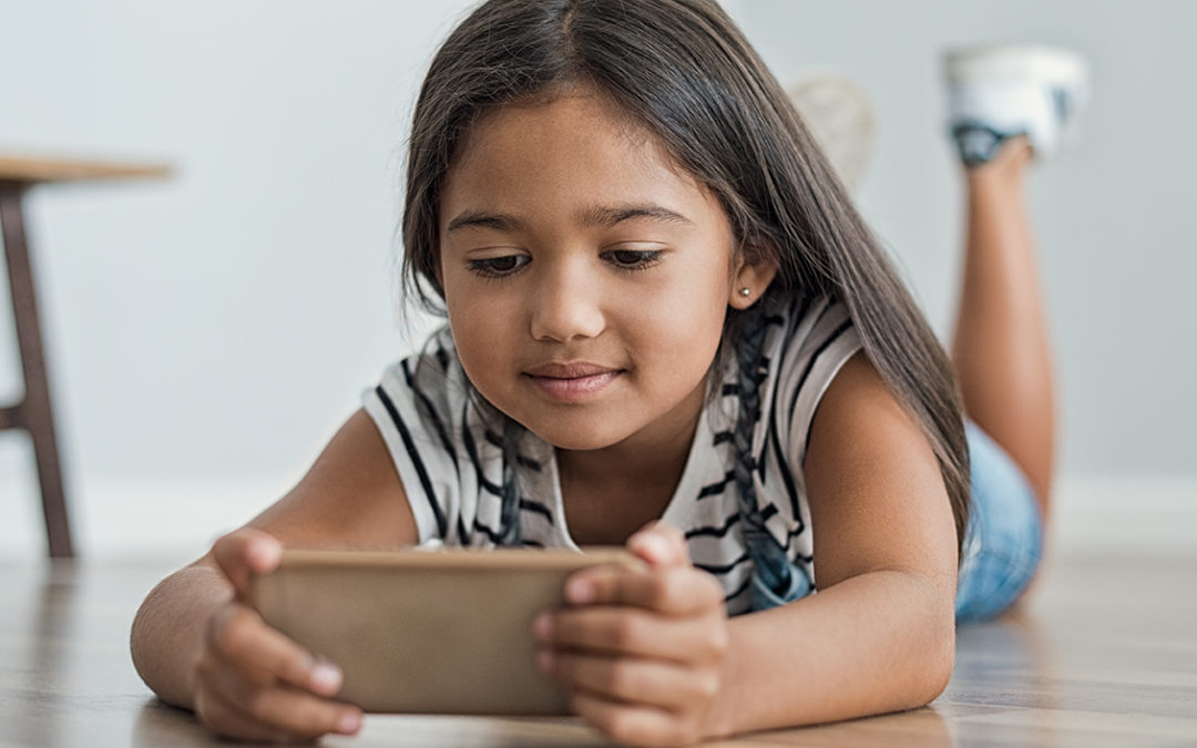 Kids and Smartphones – Let's Start the Conversation.