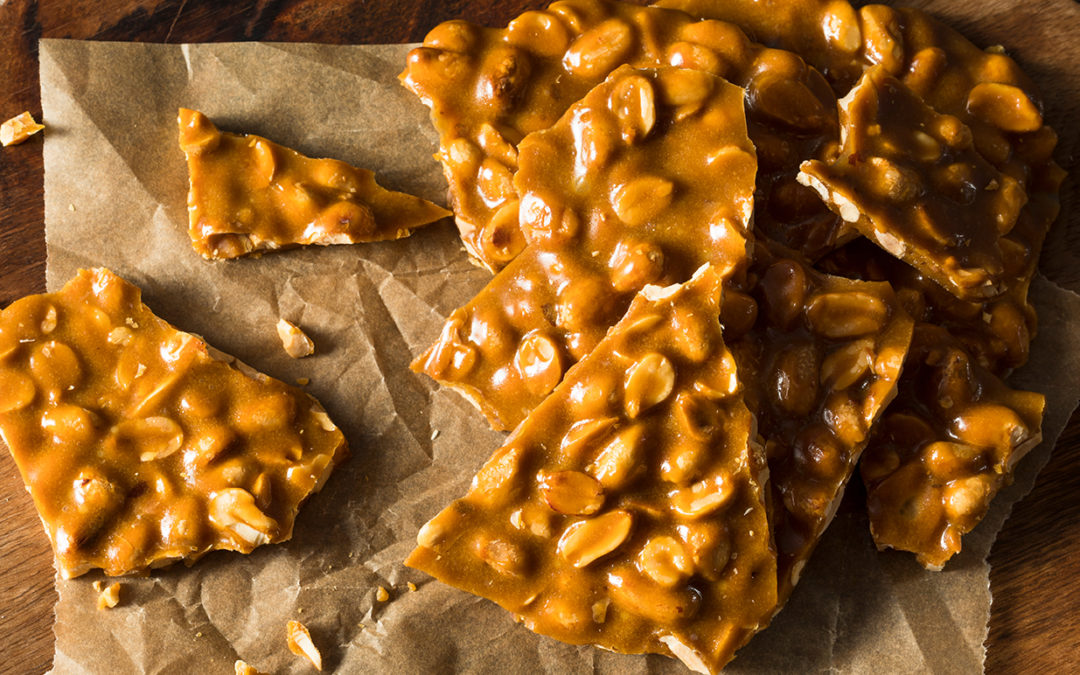 The Best Peanut Brittle In the Universe